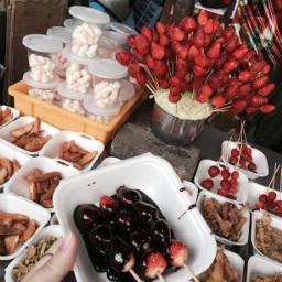 strawberry chocolate dessert cameronhighland