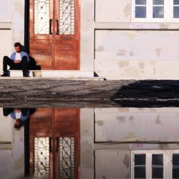 picsart reflection