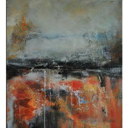 abstract abstractart abstractpainter artlovers artgallery