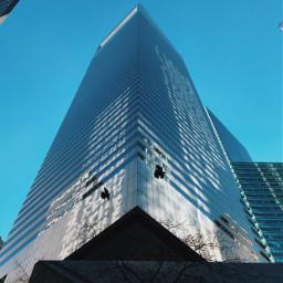 nyc newyork newyorkcity skyline vsco freetoedit