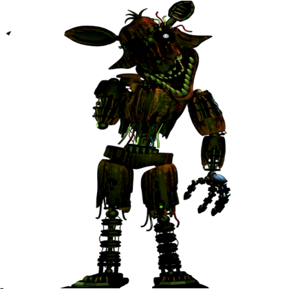 Phantom foxy full body (Free use!) #fnaf #fnaf3 #foxy #foxythepirate  #foxythepiratefox  #foxythefox #phantomfoxt #FreeToEdit