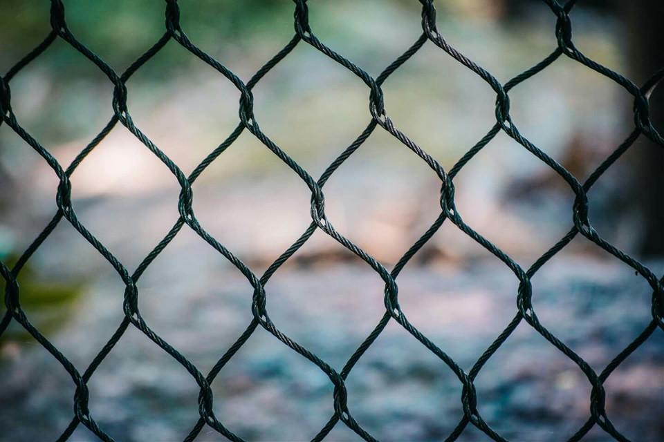 #FreeToEdit #fence #link #blur #colorful