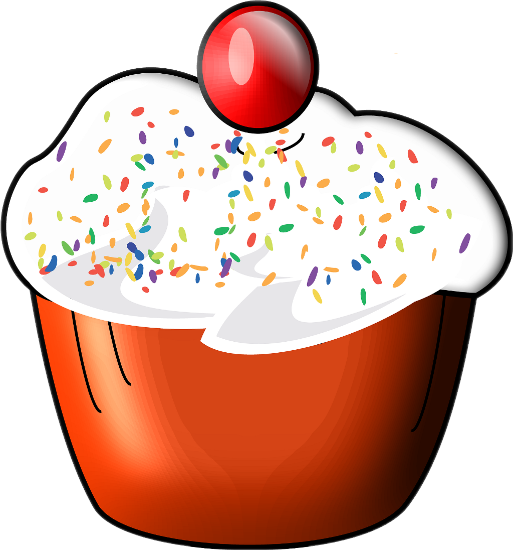 #FreeToEdit  #ftestickers #dessert #cupcake
