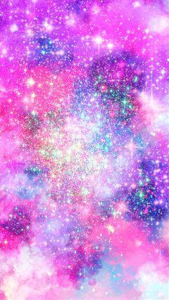 freetoedit galaxy colorful cute sparkle