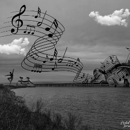 freetoedit interesting art music shoreline