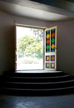 art india artistic entrance