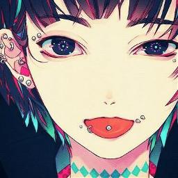 for women piercings Anime