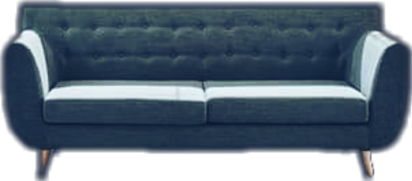 #ftestickers #couch #sofa #blue