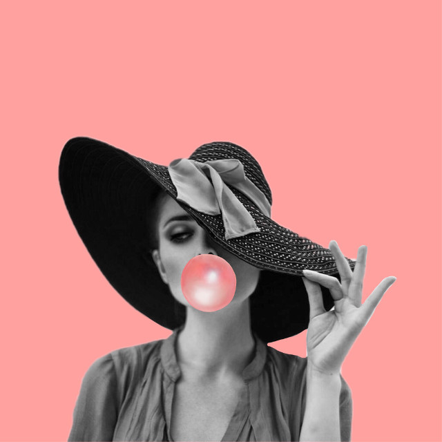 #FreeToEdit #bubblegum #girl #remixit #fearlessgirl