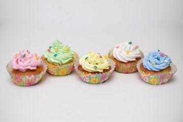 freetoedit colorful cupcake cream sweet